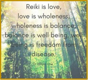 Extended Reiki Benefits